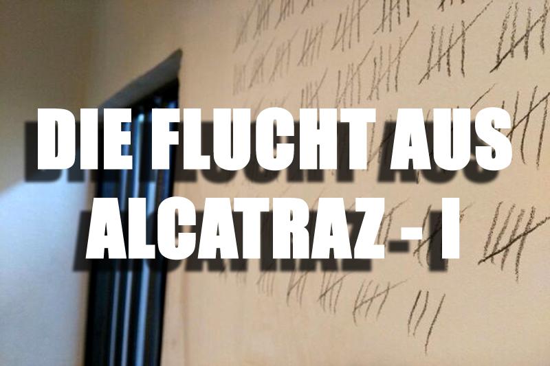 X-it-ADVENTURES - Die Flucht aus Alcatraz I