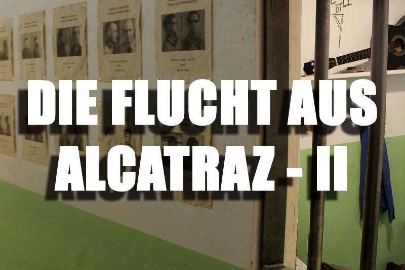 X-it-ADVENTURES - Die Flucht aus Alcatraz II