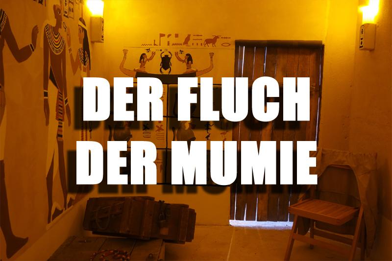 X-it-ADVENTURES - Der Fluch der Mumie